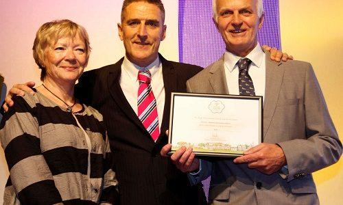 Britain in Bloom Gold Award